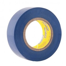 Fita Isolante 19 mm x 10 m Azul