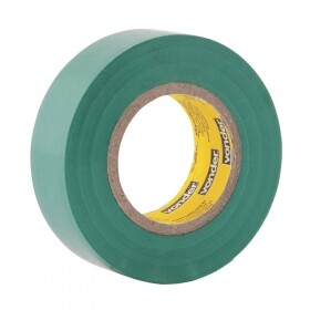 Fita Isolante 19 mm x 10 m Verde